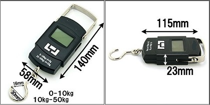 Электронные весы с логотипом