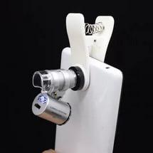 Микроскоп для смартфона, Оригинальные сувениры