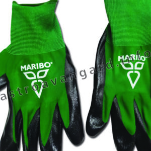 Рабочие перчатки с логотипом